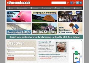 Shmootcase - UK holiday directory
