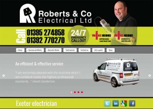 Roberts Electrical, Exeter